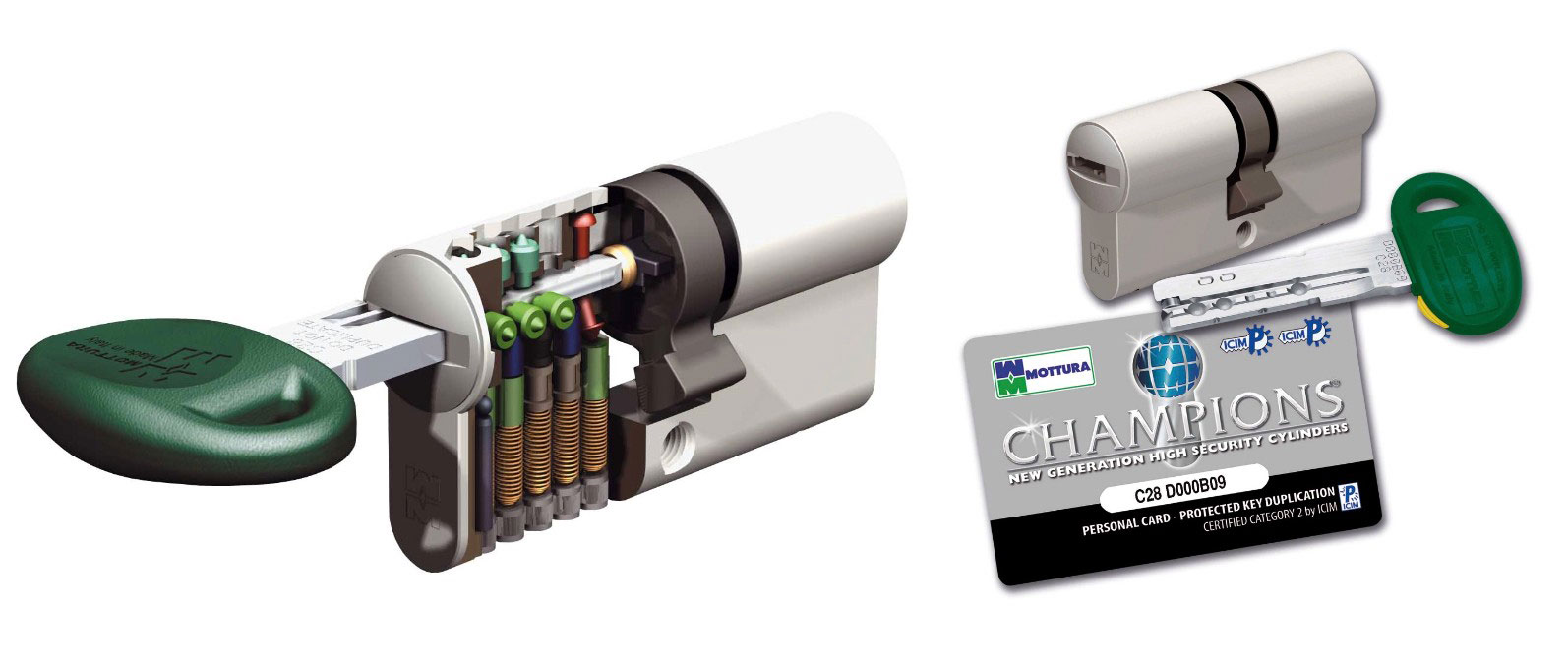 Trasformazione serrature porte blindate marelli casseforti for Estrarre chiave rotta da cilindro