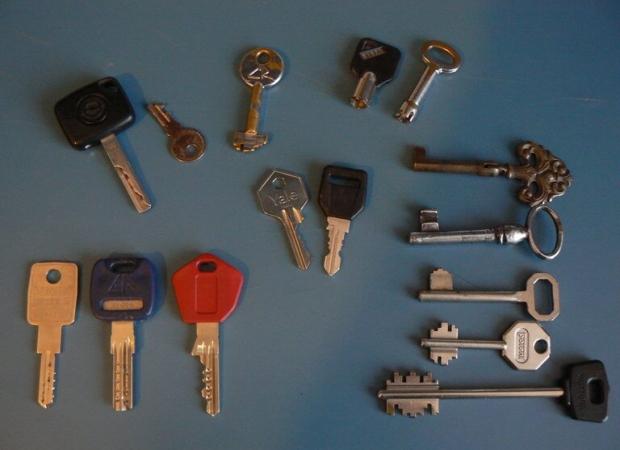 modelli e formati di chiavi